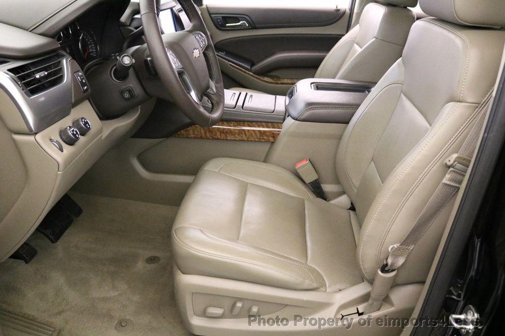 2015 Chevrolet Tahoe TAHOE 4X4 LTZ NAVIGATION CAMERA BLIND SPOT - 17143759 - 31