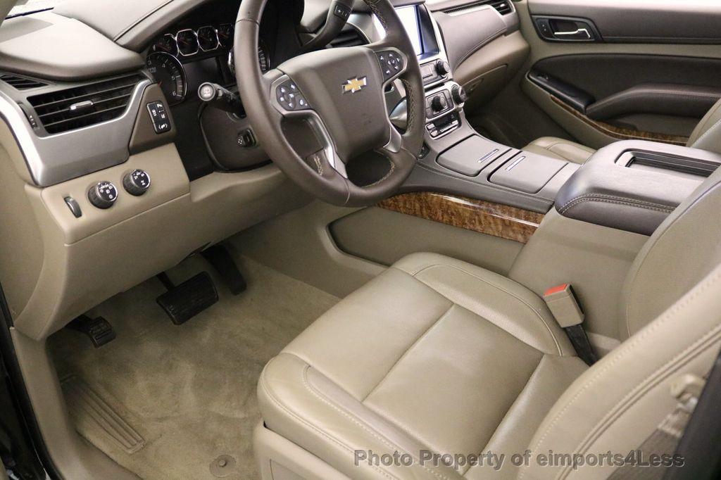 2015 Chevrolet Tahoe TAHOE 4X4 LTZ NAVIGATION CAMERA BLIND SPOT - 17143759 - 33