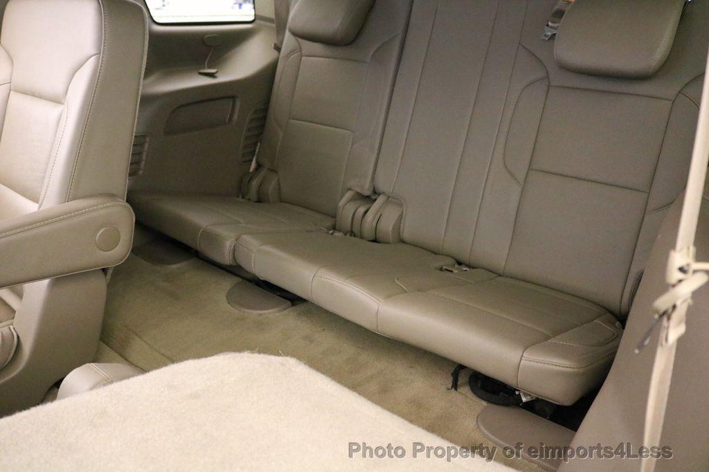2015 Chevrolet Tahoe TAHOE 4X4 LTZ NAVIGATION CAMERA BLIND SPOT - 17143759 - 38