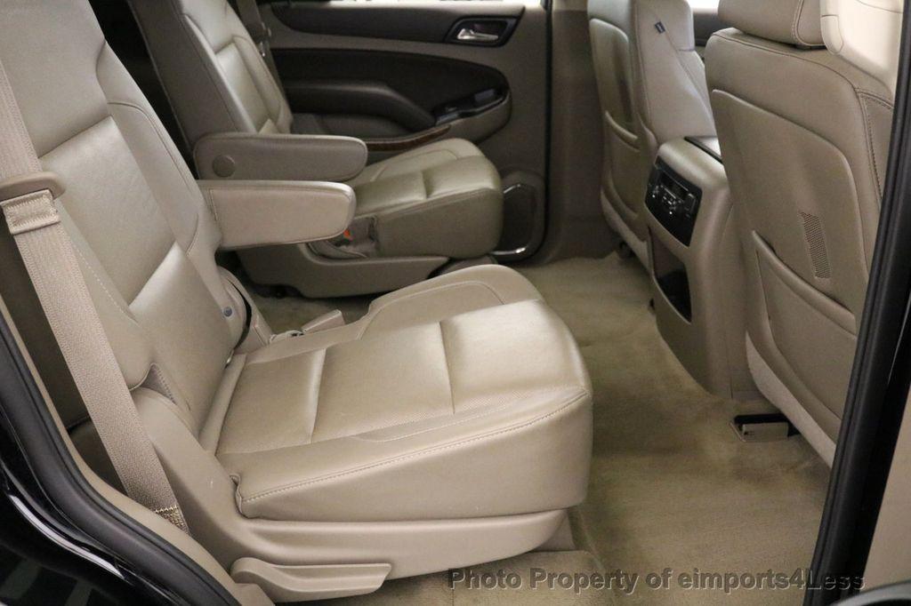 2015 Chevrolet Tahoe TAHOE 4X4 LTZ NAVIGATION CAMERA BLIND SPOT - 17143759 - 40