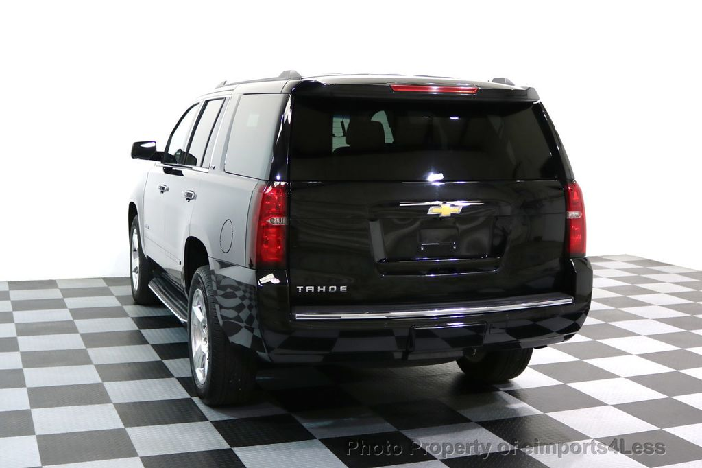 2015 Chevrolet Tahoe TAHOE 4X4 LTZ NAVIGATION CAMERA BLIND SPOT - 17143759 - 46