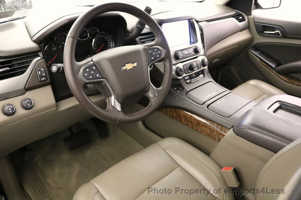 2015 Chevrolet Tahoe TAHOE 4X4 LTZ NAVIGATION CAMERA BLIND SPOT - 17143759 - 7