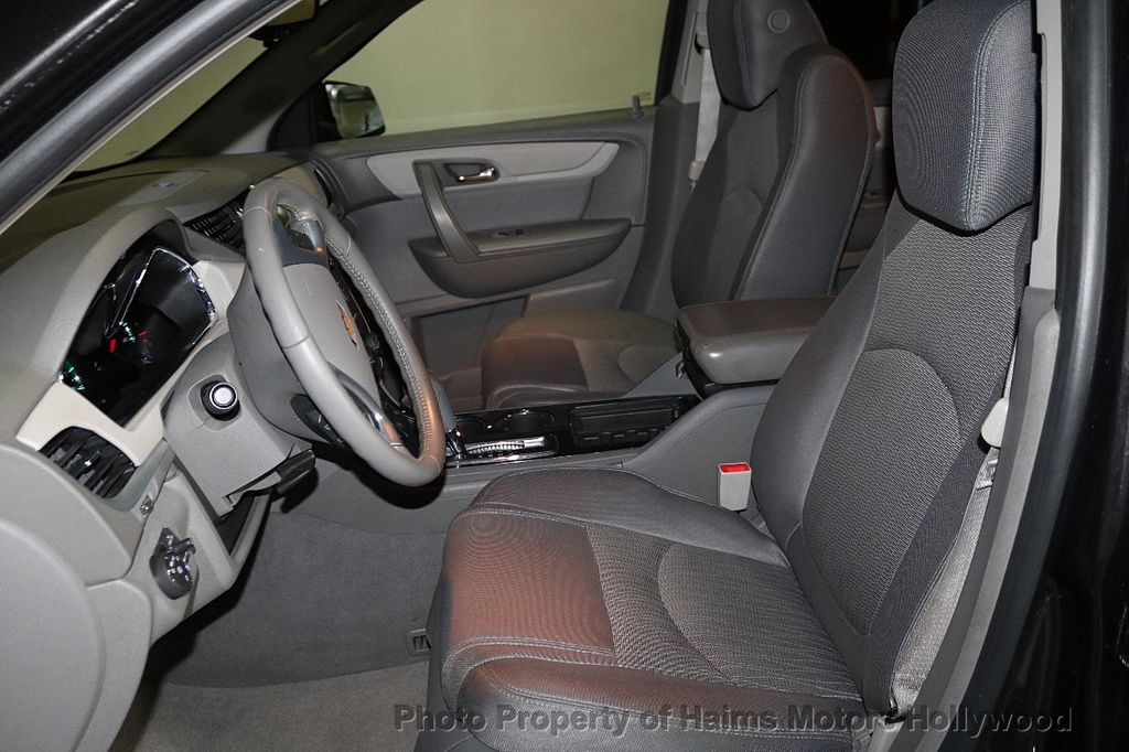 2015 Chevrolet Traverse FWD 4dr LT w/1LT - 18156040 - 18