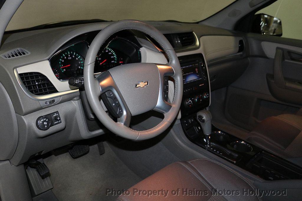 2015 Chevrolet Traverse FWD 4dr LT w/1LT - 18156040 - 19