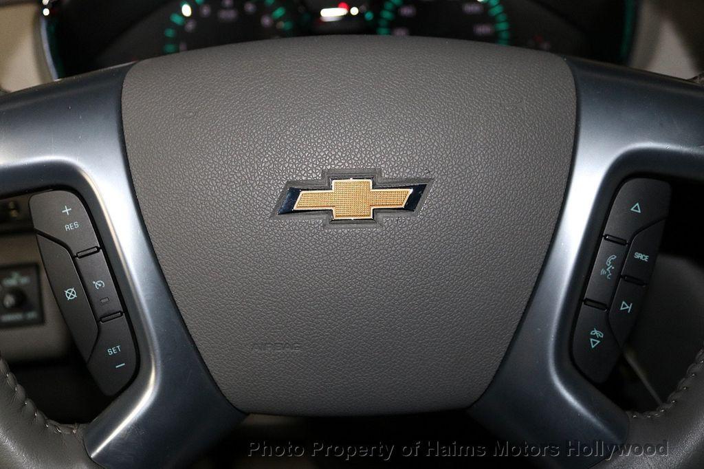 2015 Chevrolet Traverse FWD 4dr LT w/1LT - 18156040 - 27