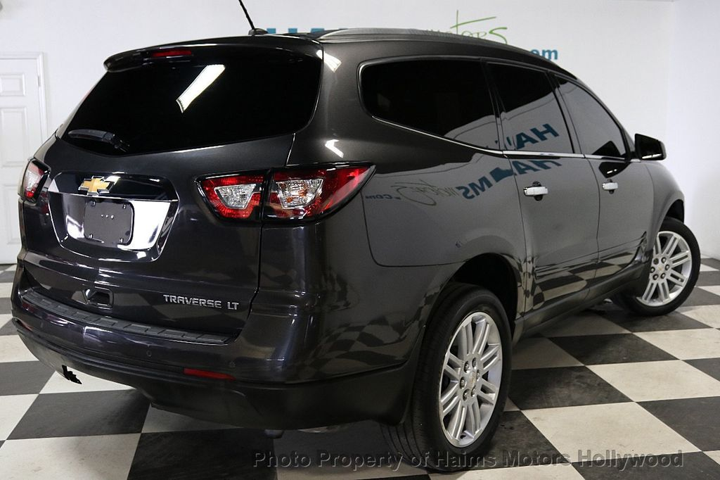 Used Chevy Traverse >> 2015 Used Chevrolet Traverse FWD 4dr LT w/1LT at Haims
