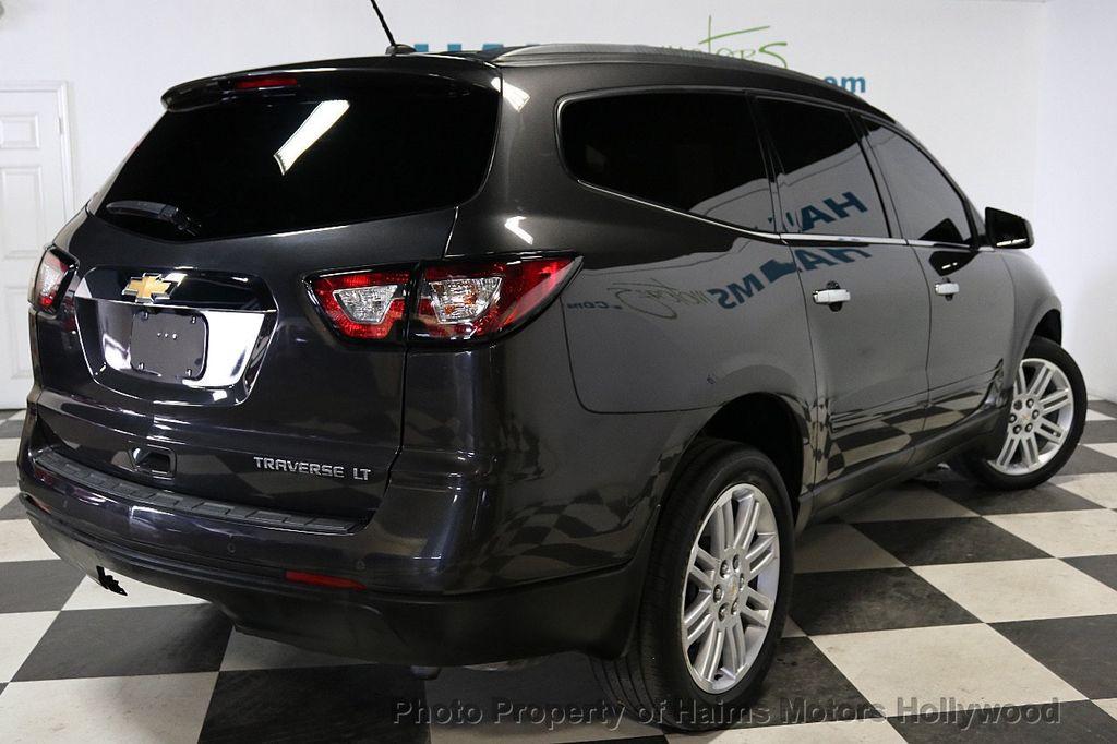 2015 Chevrolet Traverse FWD 4dr LT w/1LT - 18156040 - 6