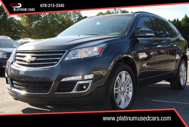Platinum Used Cars >> 2015 Used Chevrolet Traverse Fwd 4dr Lt W 1lt At Platinum Used