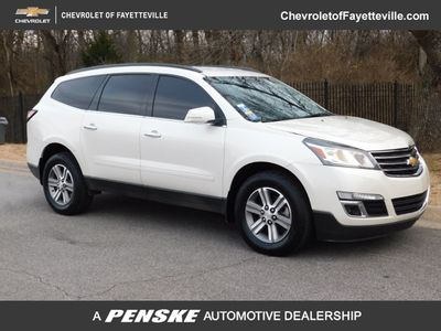 Used Chevy Traverse >> Used Chevrolet Traverse At Fayetteville Autopark Ar
