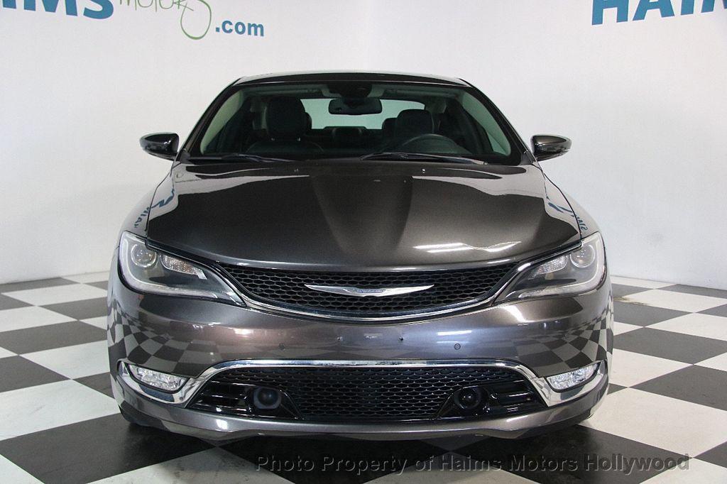 2015 Chrysler 200 4dr Sedan C AWD - 17324855 - 2