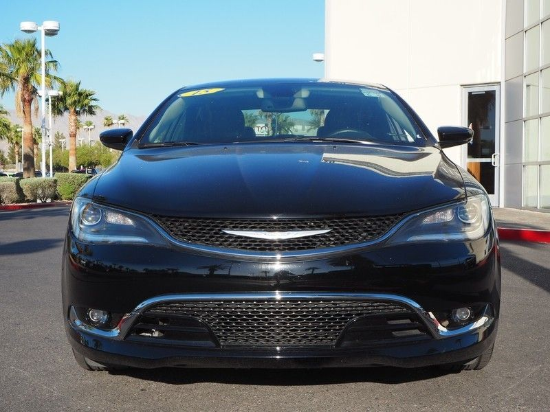 2015 Chrysler 200 4dr Sedan C FWD - 17685163 - 1