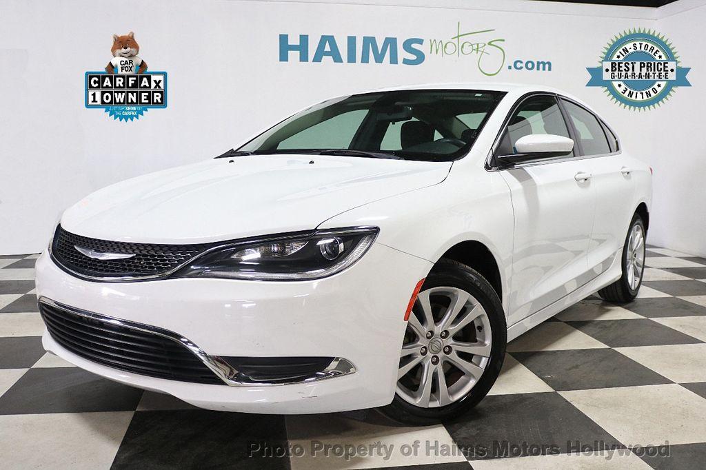 2015 Chrysler 200 4dr Sedan Limited FWD - 17962541 - 0
