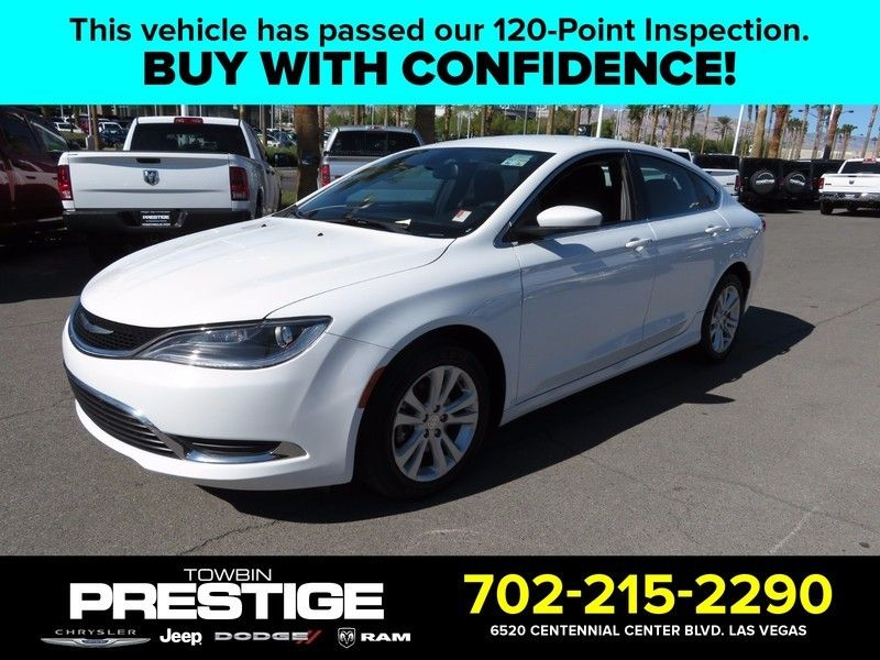 2015 Chrysler 200 4dr Sedan Limited FWD - 16891236 - 0