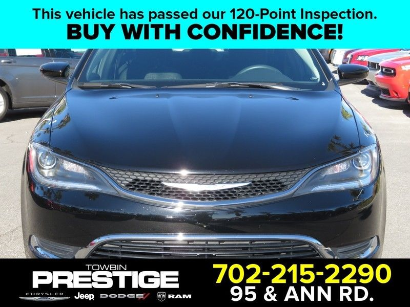 2015 Chrysler 200 4dr Sedan Limited FWD - 17380988 - 0