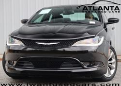 2015 Chrysler 200 - 1C3CCCBG5FN517794