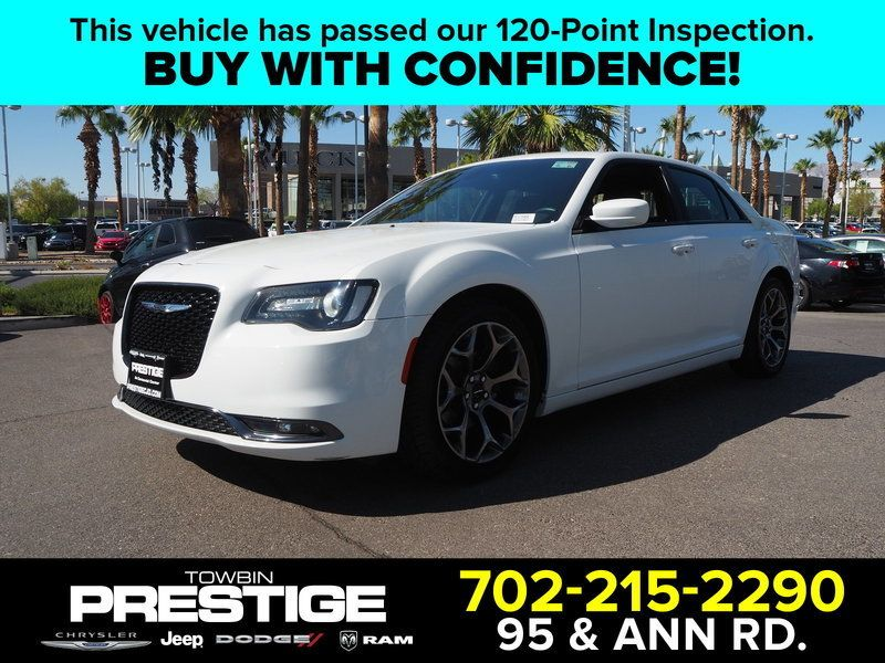 2015 Chrysler 300 4dr Sedan 300S RWD - 18046381 - 0