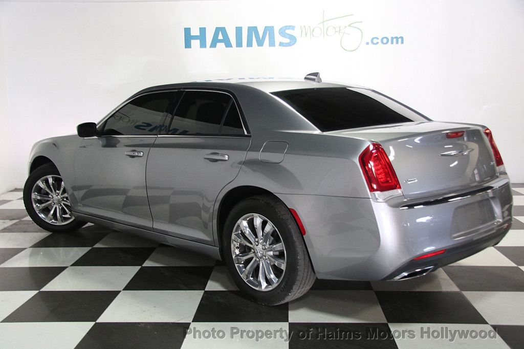 2015 used chrysler 300 4dr sedan limited awd at haims. Black Bedroom Furniture Sets. Home Design Ideas