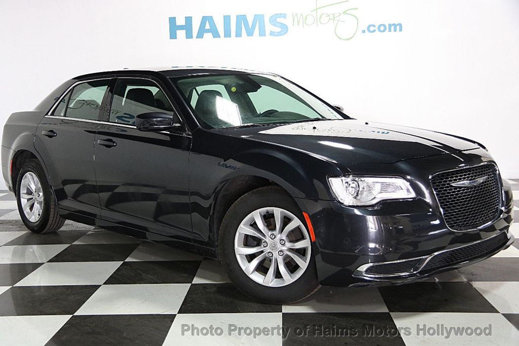 Chrysler Credit Card >> 2015 Used Chrysler 300 4dr Sedan Limited RWD at Haims ...