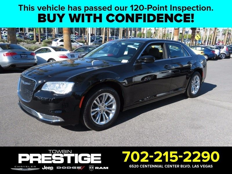2015 Chrysler 300 4dr Sedan Limited RWD - 16857387 - 0