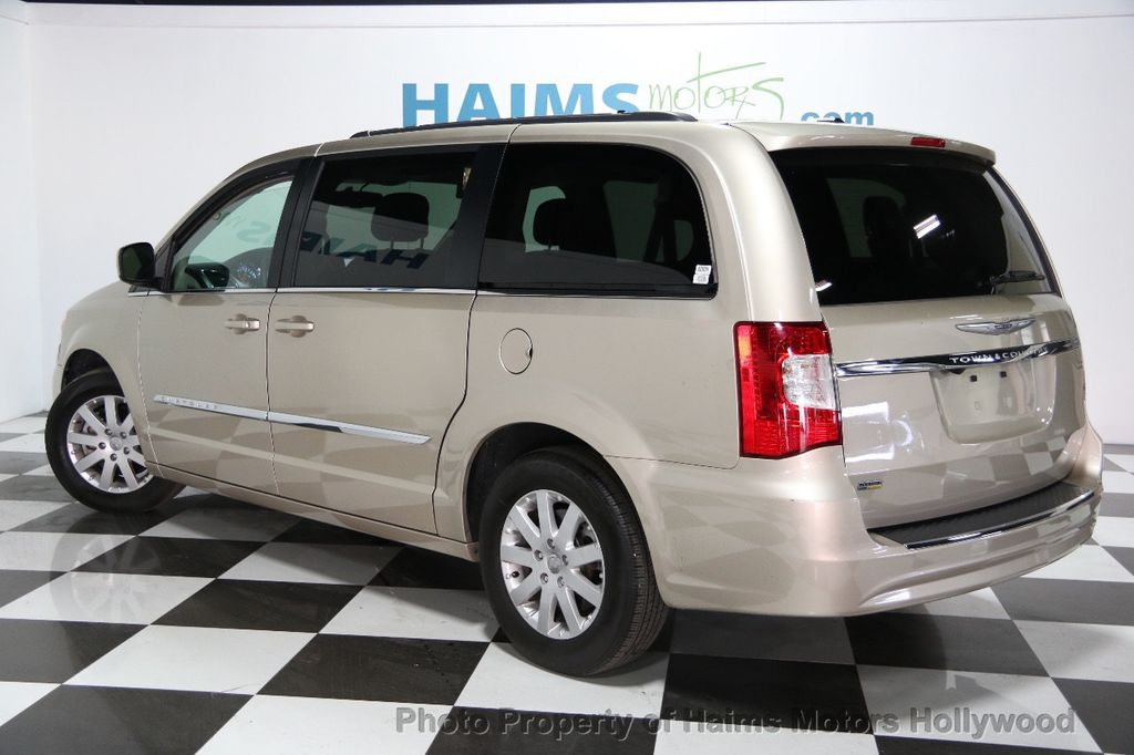 Used 2015 Chrysler Town And Country Touring Edmunds