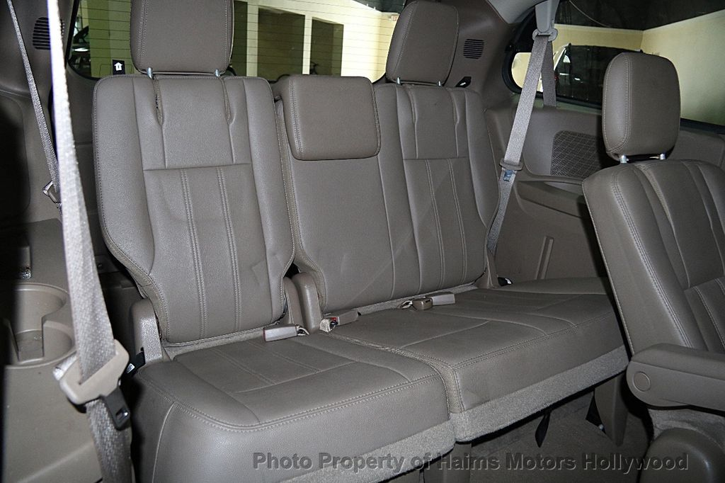 2015 Chrysler Town & Country 4dr Wagon Touring - 15817137 - 15