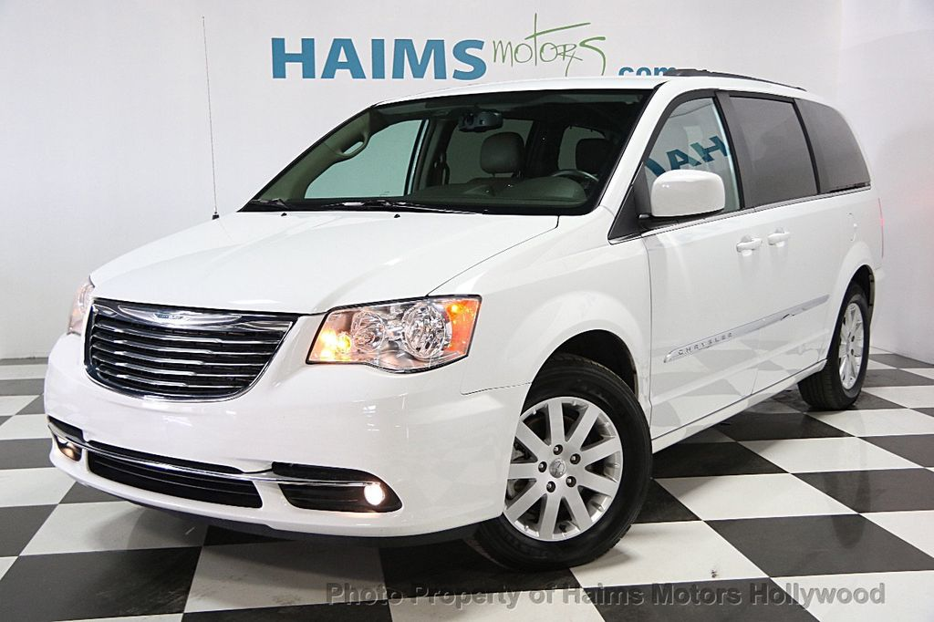 2015 Used Chrysler Town & Country 4dr Wagon Touring at Haims Motors