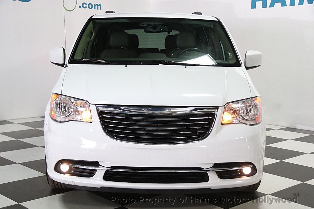 2015 used chrysler town country 4dr wagon touring at haims motors serving fort lauderdale. Black Bedroom Furniture Sets. Home Design Ideas