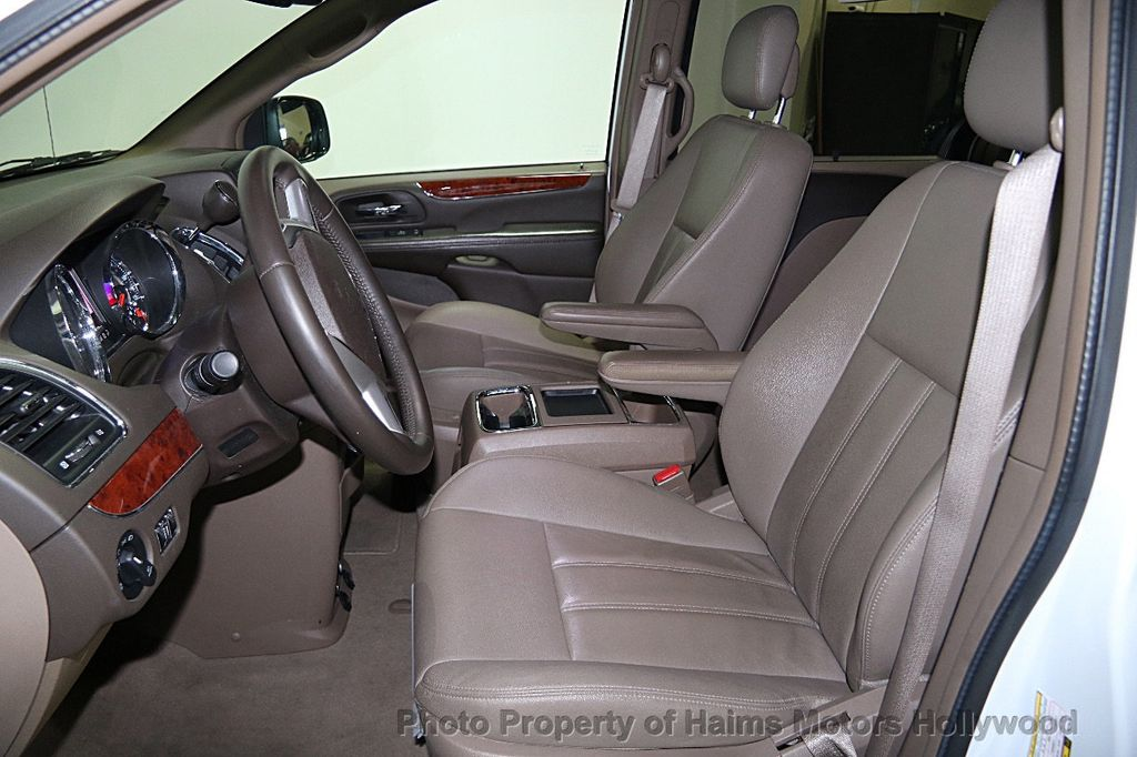 2015 Used Chrysler Town Country 4dr Wagon Touring At Haims Motors