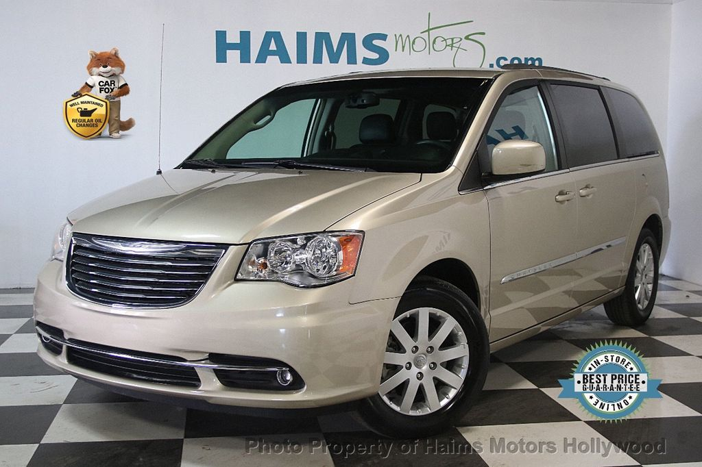 2015 Chrysler Town & Country 4dr Wagon Touring - 17426298 - 0