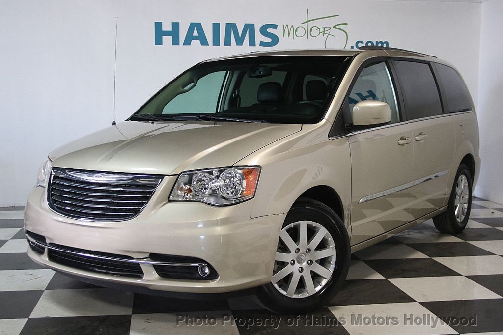 2015 chrysler town and country recalls