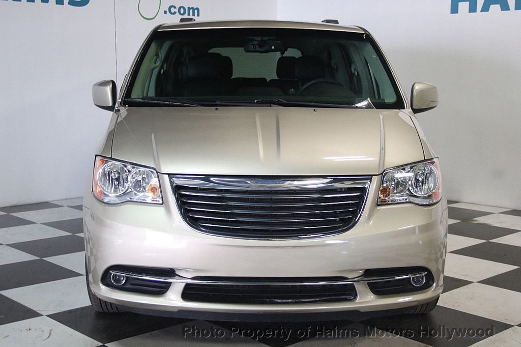 2015 Chrysler Town & Country 4dr Wagon Touring - 17426298 - 2