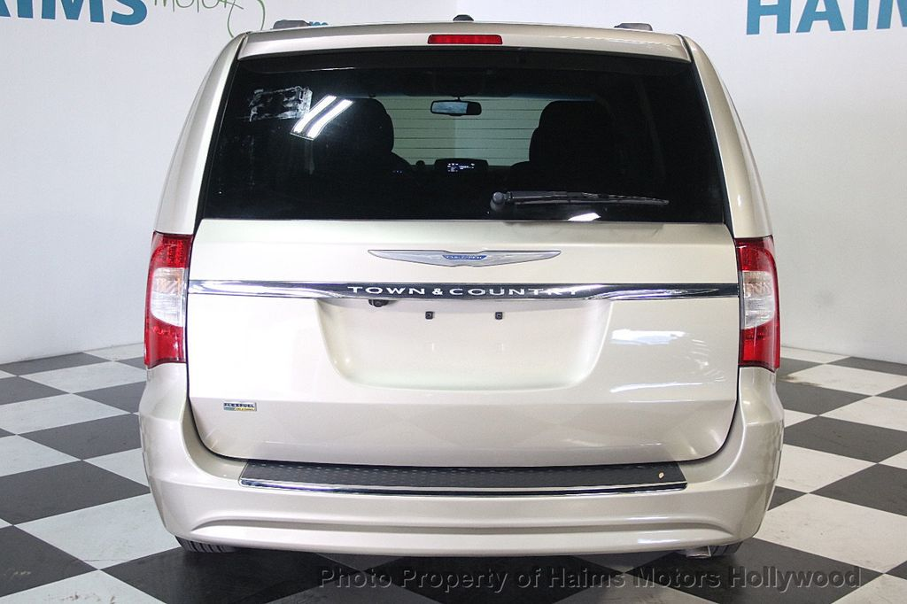 2015 Chrysler Town & Country 4dr Wagon Touring - 17426298 - 5