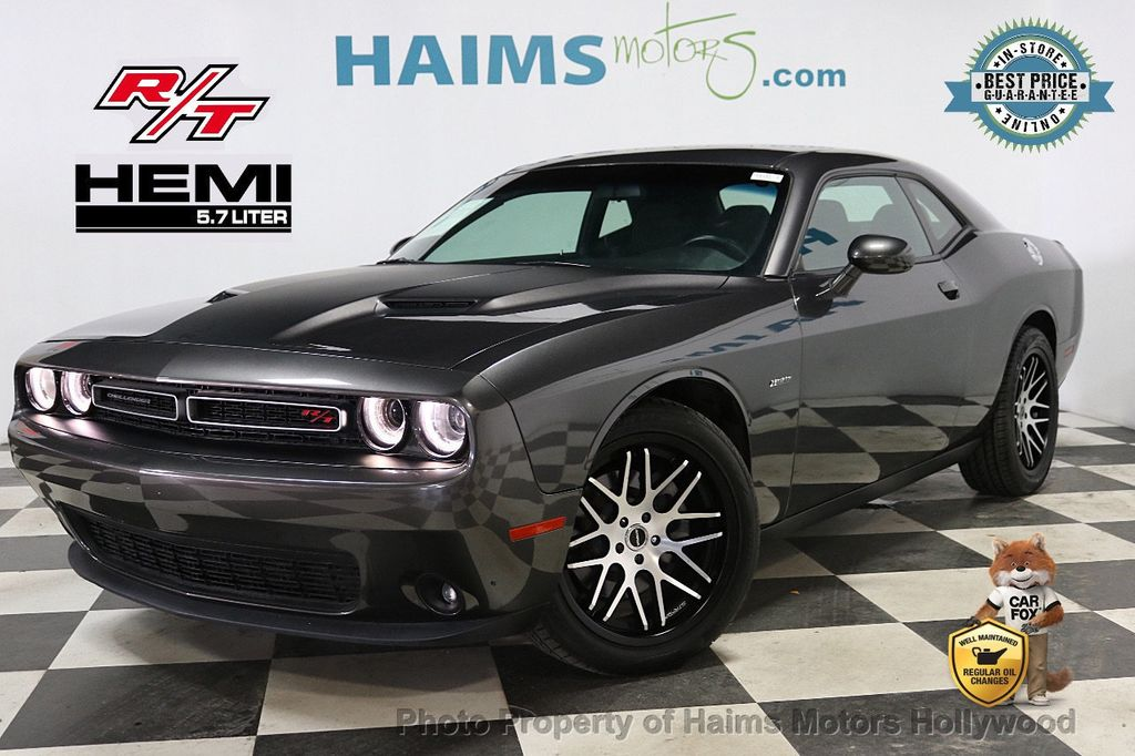 2015 Dodge Challenger 2dr Coupe R/T - 17995969 - 0