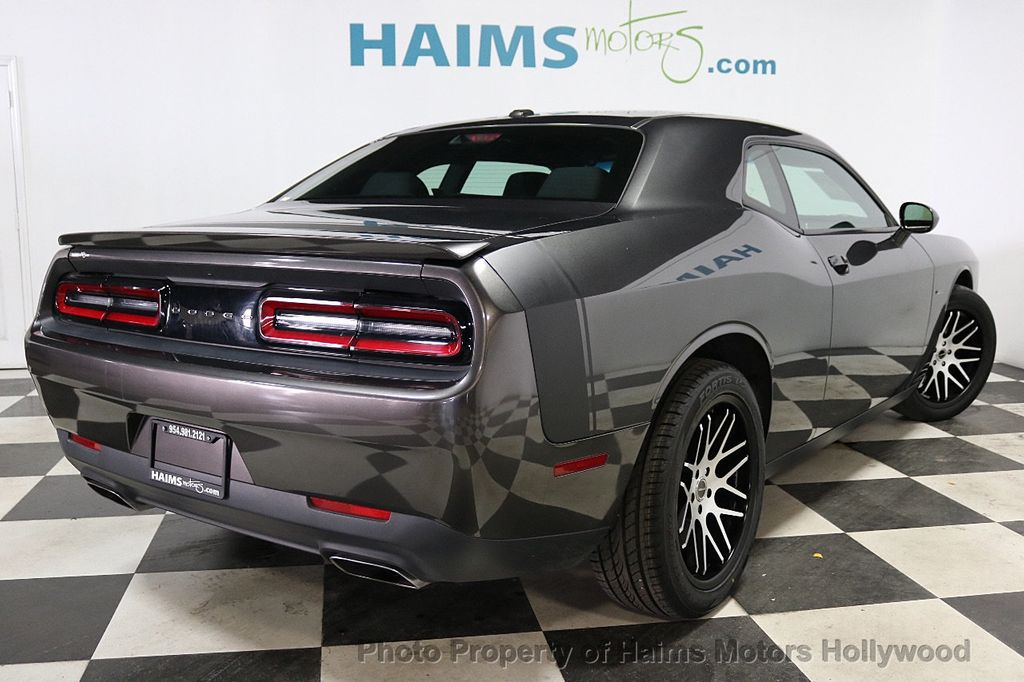 2015 Dodge Challenger 2dr Coupe R/T - 17995969 - 6
