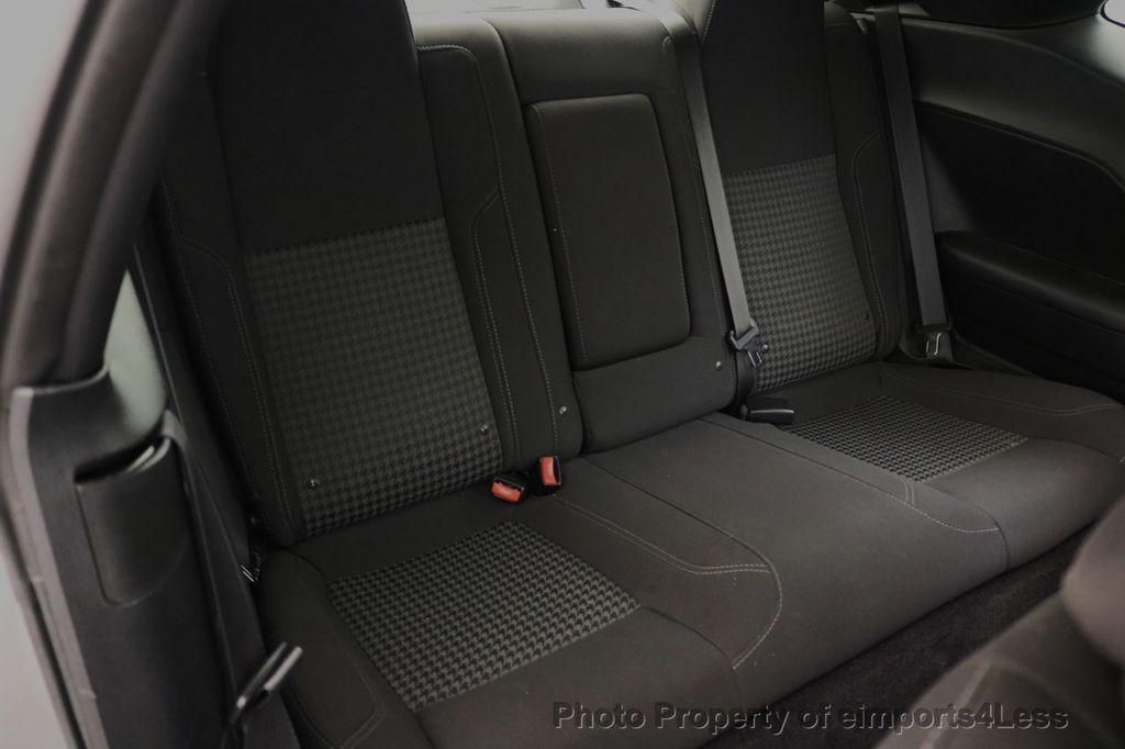 2015 Dodge Challenger CERTIFIED CHALLENGER SXT SUNROOF - 18006911 - 35