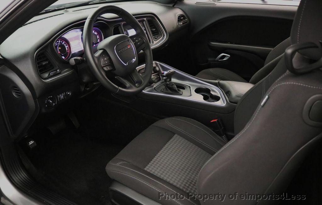2015 Dodge Challenger CERTIFIED CHALLENGER SXT SUNROOF - 18006911 - 5