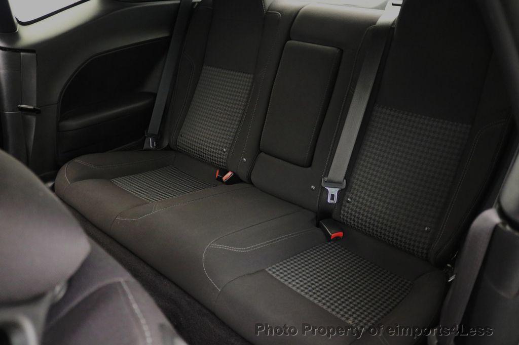 2015 Dodge Challenger CERTIFIED CHALLENGER SXT SUNROOF - 18006911 - 7