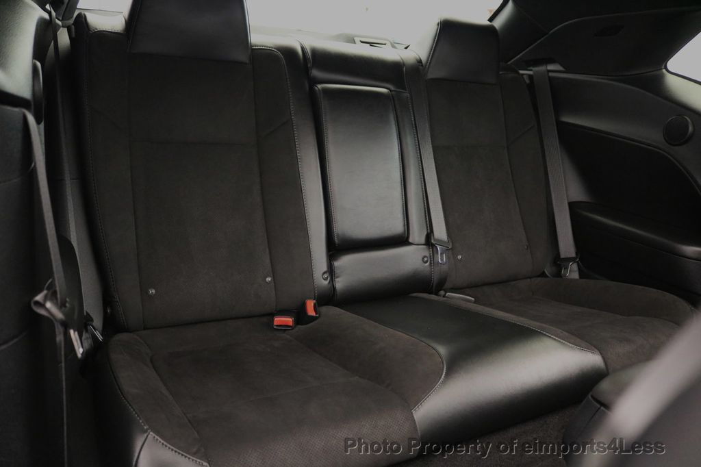 2015 Dodge Challenger CERTIFIED R/T SCAT PACK HEMI 6 SPEED SUNROOF NAVI - 17906801 - 54