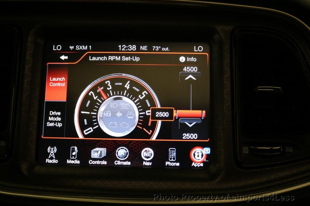 2015 Dodge Challenger CERTIFIED R/T SCAT PACK HEMI 6 SPEED SUNROOF NAVI - 17906801 - 60