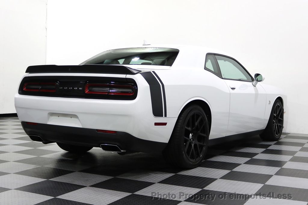 2015 Used Dodge Challenger CERTIFIED R/T SCAT PACK HEMI 6 SPEED ...