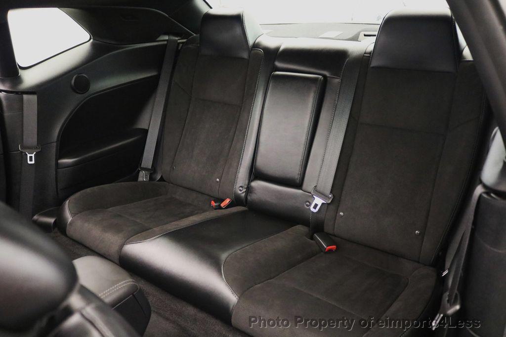 2015 Dodge Challenger CERTIFIED R/T SCAT PACK HEMI 6 SPEED SUNROOF NAVI - 17906801 - 7