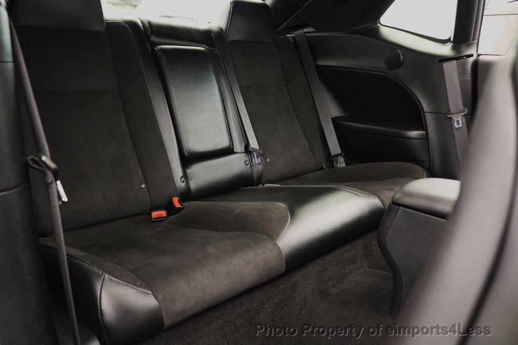 2015 Dodge Challenger CERTIFIED R/T SCAT PACK HEMI 6 SPEED SUNROOF NAVI - 17906801 - 8