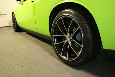 2015 Dodge Challenger R/T Scat Pack Coupe - Click to see full-size photo viewer