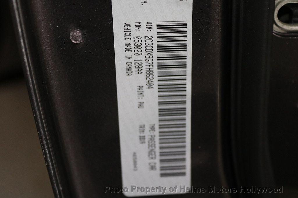 2015 Dodge Charger 4dr Sedan SE RWD - 17667702 - 31