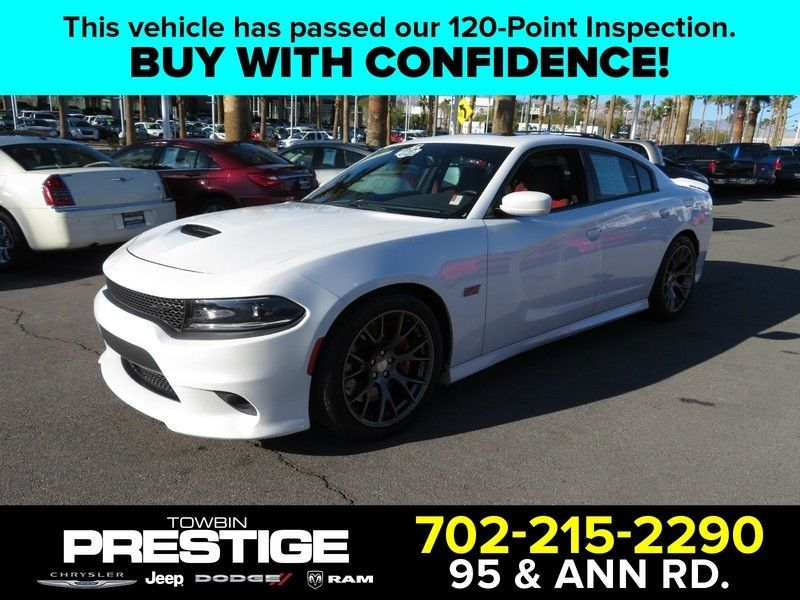 2015 Dodge Charger 4dr Sedan SRT 392 RWD - 17170523 - 0