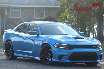 2015 Dodge Charger 4dr Sedan SRT Hellcat RWD