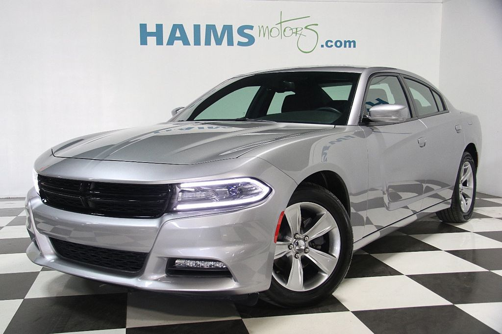 2015 Used Dodge Charger 4dr Sedan SXT RWD at Haims Motors Serving