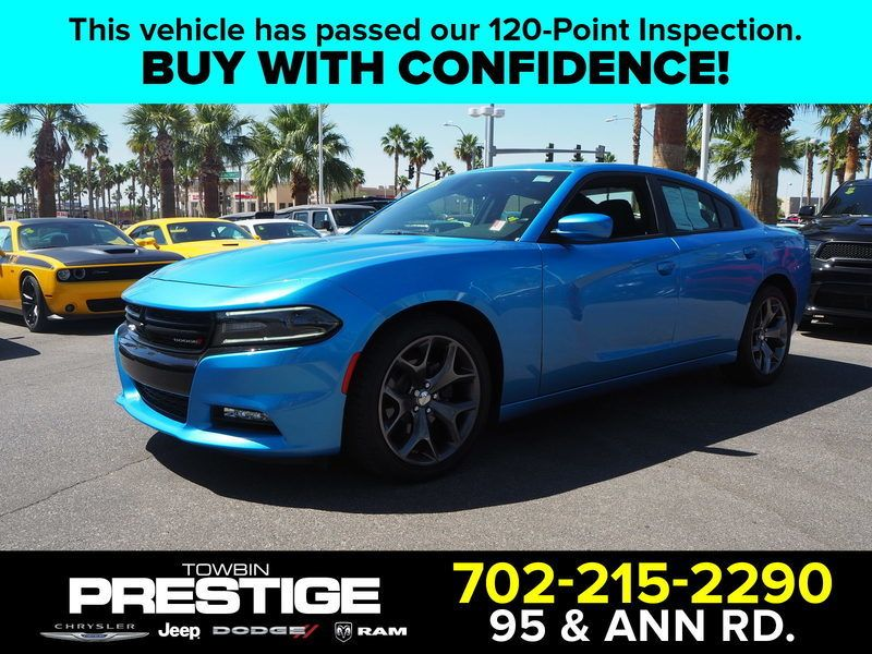 2015 Dodge Charger 4dr Sedan SXT RWD - 17582681 - 0