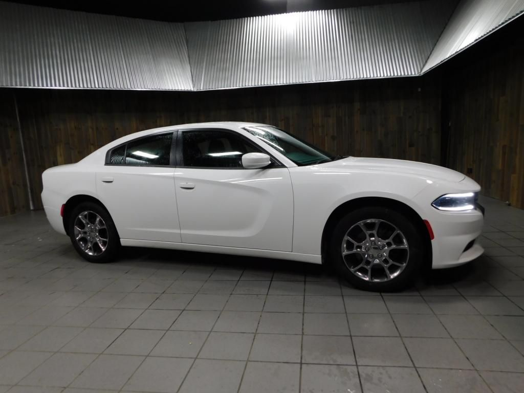 2015 Dodge Charger SE AWD - 18022523 - 0