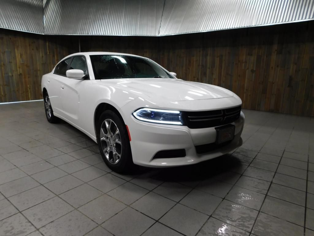 2015 Dodge Charger SE AWD - 18022523 - 1